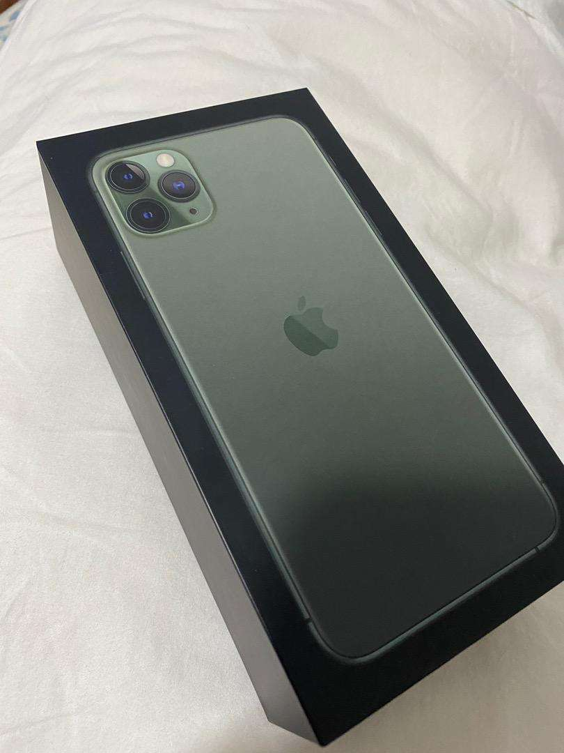 Iphone 11 promax 64gb 0