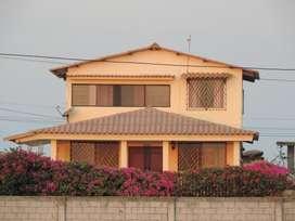 hermosa casa en playas frente al mar