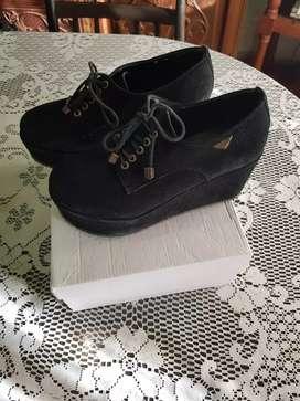 Combo de zapatos usados, dama