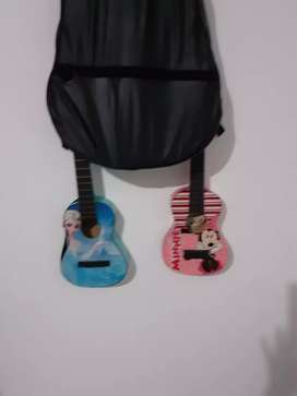 Vendo guitarras para niños