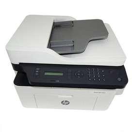 Impresora Multifuncional Laser Hp M137fnw Wifi