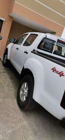 Vendo camioneta 4x4 diesel nueva