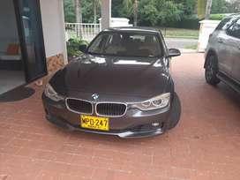 AUTOMOVIL BMW SERIE 3, 320 i mod  2013, único dueño