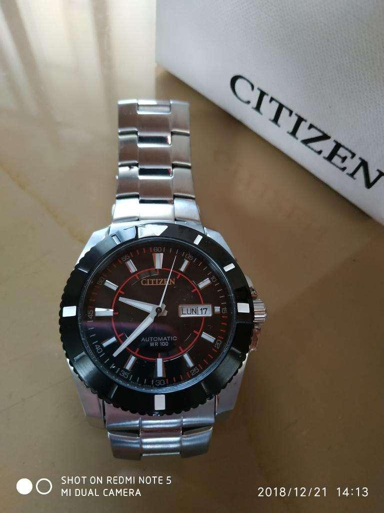 Reloj Citizen Automatico 0