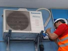 Mantenimiento equipos de aire acondicionado