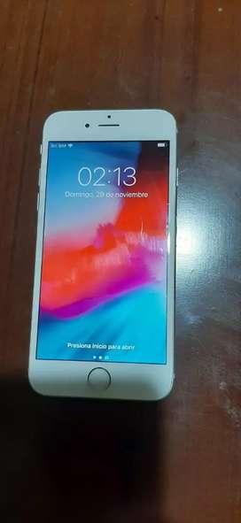 iPhone 6 de 16G Negociable 10/10 en $120