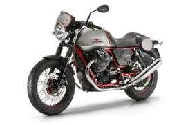 Moto Guzzi V7 - Racer II