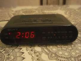 Radio Am/fm Reloj Despertador Sony Dream Machine No Envio