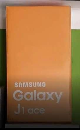 Vendo Caja Samsung J1 Ace con folletos completos