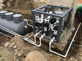 fabricacion de plantas de tratamiento de aguas residuales,plantas de tratamiento de aguas residuales