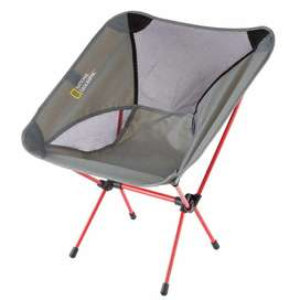 Silla de camping UltraLigth National Geographic