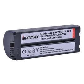 Para Canon Selphy Nb Cp2l Nb-cp2l Batería 2000 Mah -tienda