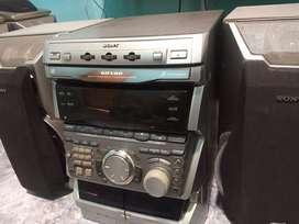 Sony Grx80 Salida Quemada