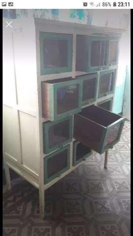 Mueble fideero 12 cajones