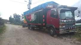 Vendo de ocacion  camion fuso usado en cajamarca