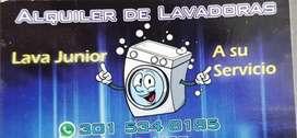 Reparación, mantenimiento y alquiler de lavadoras