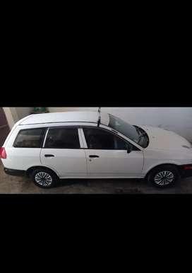 Nissan Ad blanco