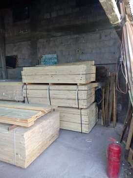 Madera tableros de pino