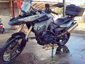 BMW F800GS. Como NUEVA.Solo whatsup