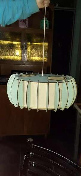 Vendo lámpara colgante