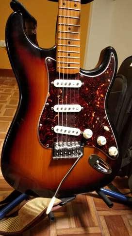 Stratocaster stagg potenciada