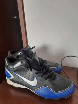 Zapatos baseball béisbol 9.5 Nike Keystone