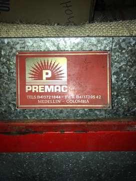 Secadora de café a gas PREMAC