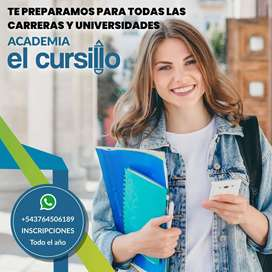 ACADEMIA EL CURSILLO: CLASES PARTICULARES DE APOYO ONLINE