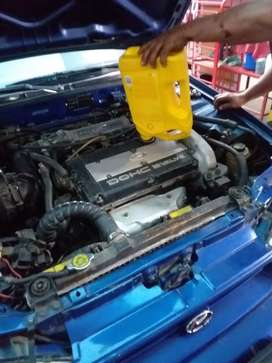 Hyunday elantra 95 bi combustible