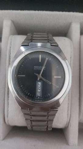 Vendo reloj sandoz automático suizo