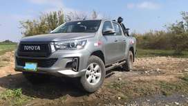 Toyota Hilux 4X4 1GD Semi Nuevo