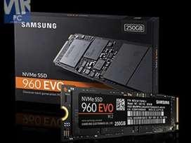SSD NVME M.2 Samsung evo 960 evo 256gb