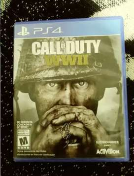 SE VENDE O SE CAMBIA CALL OF DUTY WW2