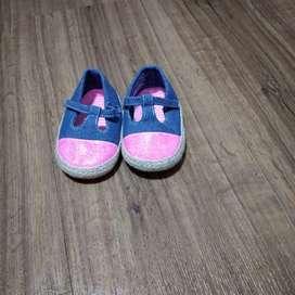 Lote de zapatos de bebé nuevos