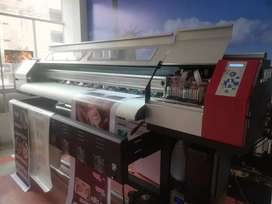 Por renovación de impresora