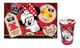 Rompecabezas 250 Piezas Disney Minnie Mouse De Ronda Lata