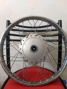 Llanta moto 17