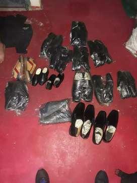 Zapatos de toda talla