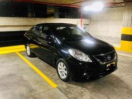 Nissan versa Advance Automatico 2013. 82.000 kilometros