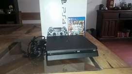PS4 Slim impecable