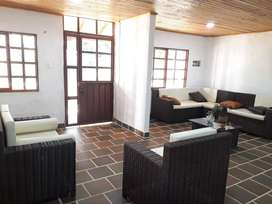 Vendo hermosa cabaña en chinácota para estrenar de 2 pisos