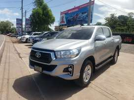 Toyot hilux 2019 full rocco automatico