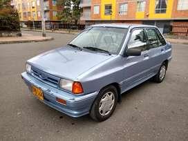Ford festiva automático modelo 1994 al día