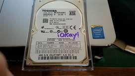 VENDO DISCO DURO Marca: TOSHIBA DE 320 – GB