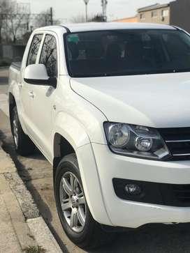 Volkswagen Amarok 2015 Trendline 4x2 Automatic