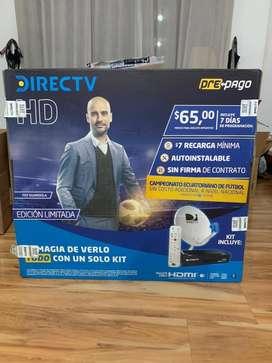 Antena y kit DIRECTV