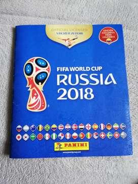 Vendo Álbum Fifa Russia 2018 Lleno
