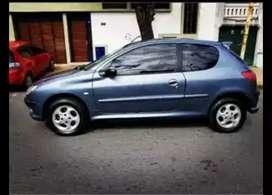 Vendo urgente Peugeot 206 1.9 diesel. ESCUCHO OFERTAS!