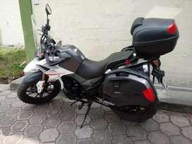 Vendo Moto Axxo Tracker 250 cc