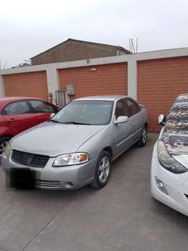 Nissan Sentra 2004 full Vendo x ocasión